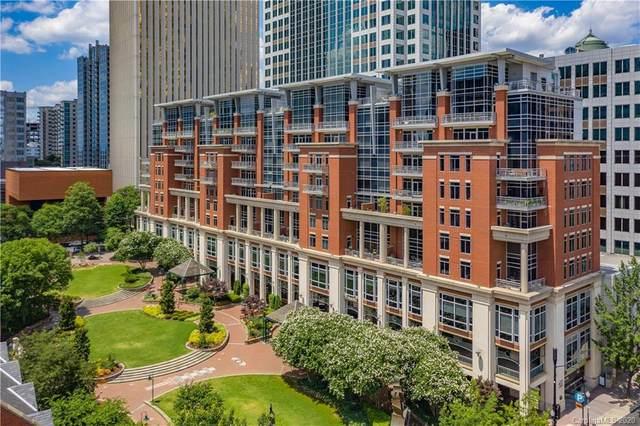 435 Tryon Street #602, Charlotte, NC 28202 (#3646091) :: High Performance Real Estate Advisors