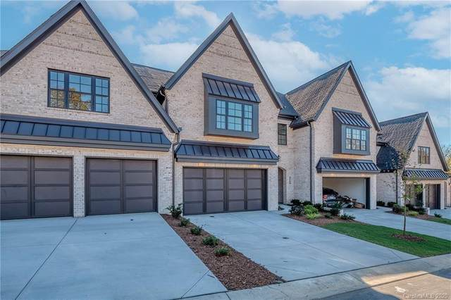 111 Thorncote Place Court #17, Charlotte, NC 28226 (#3646559) :: Home and Key Realty