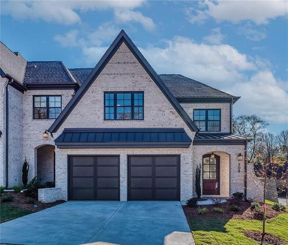 107 Thorncote Place Court #16, Charlotte, NC 28226 (#3646565) :: Cloninger Properties