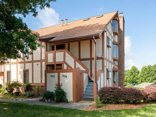 1006 Fleetwood Plaza, Hendersonville, NC 28739 (#3647014) :: Keller Williams Professionals