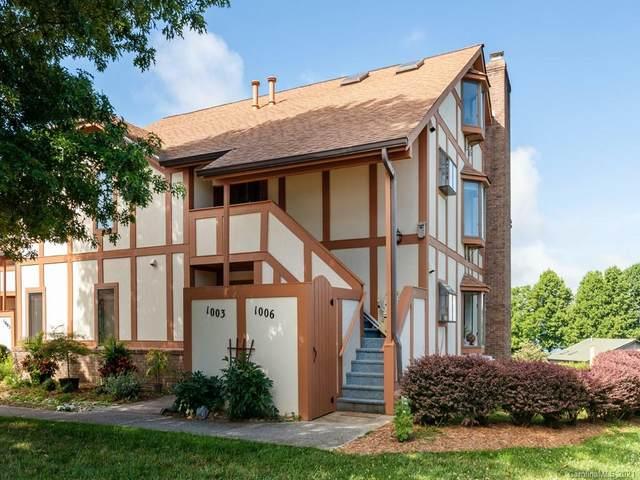 1006 Fleetwood Plaza, Hendersonville, NC 28739 (#3647014) :: BluAxis Realty