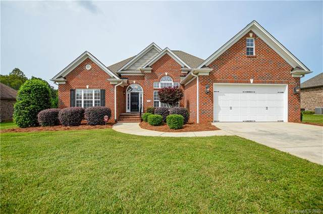 124 Postell Drive, Statesville, NC 28625 (#3647793) :: LePage Johnson Realty Group, LLC
