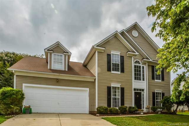 5880 Misty Forest Place, Concord, NC 28027 (#3648631) :: Zanthia Hastings Team