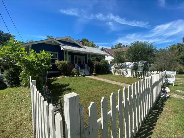 174 Dorchester Avenue Multifamily, Asheville, NC 28806 (#3649539) :: Rinehart Realty
