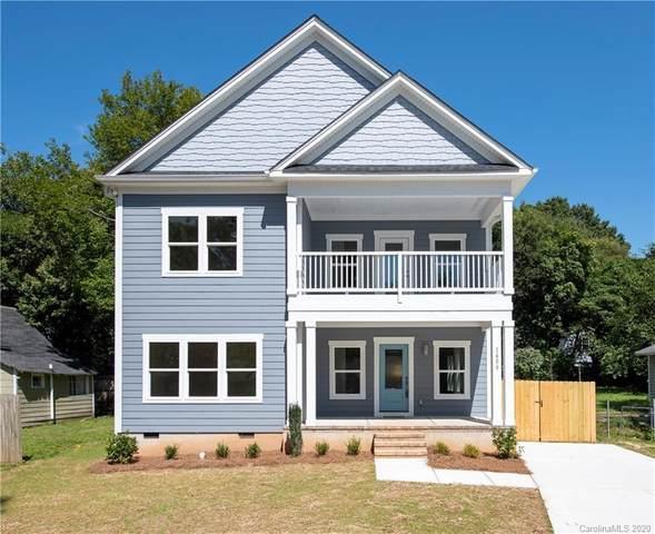 1409 Kennon Street, Charlotte, NC 28205 (#3651709) :: High Performance Real Estate Advisors
