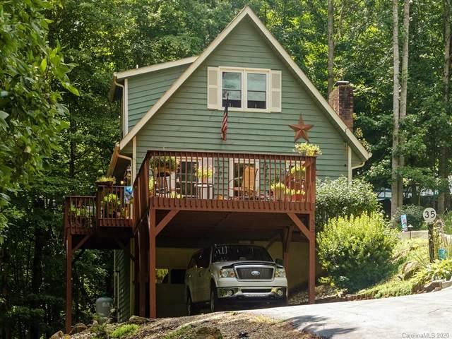 35 Leisure Lane, Weaverville, NC 28787 (#3651848) :: Rinehart Realty