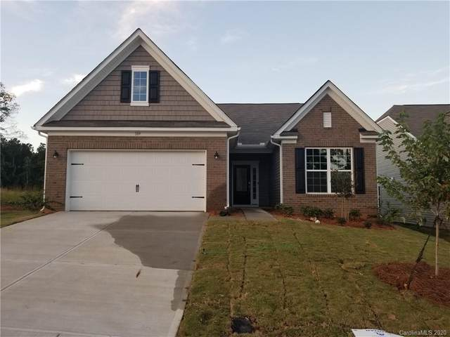 109 Goodleigh Lane #18, Mooresville, NC 28115 (#3652310) :: Johnson Property Group - Keller Williams