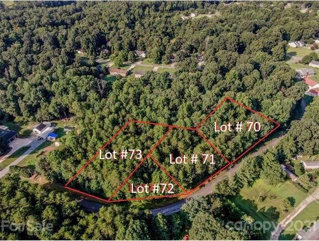 Lot 71/70/72 Shady Stream Drive, Statesville, NC 28625 (#3652825) :: Mossy Oak Properties Land and Luxury