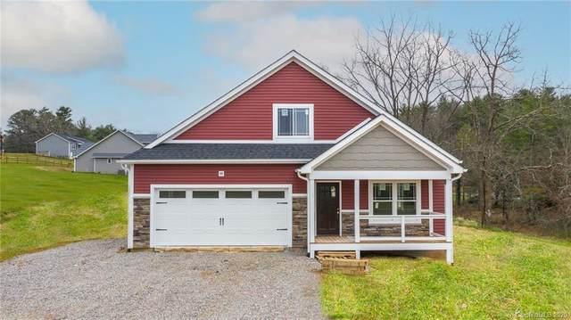 320 Walnut Ridge Lane, Weaverville, NC 28787 (#3652894) :: Puma & Associates Realty Inc.