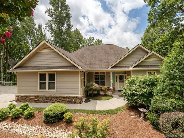 329 Mountain Crest Drive, Hendersonville, NC 28739 (#3653817) :: IDEAL Realty