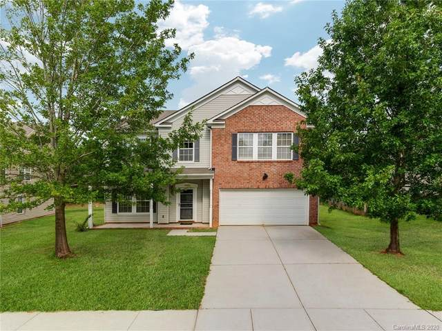 2545 Spring Breeze Way, Monroe, NC 28110 (#3653960) :: LePage Johnson Realty Group, LLC
