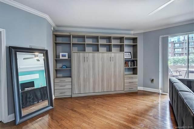 300 W 5th Street #246, Charlotte, NC 28202 (#3654749) :: Johnson Property Group - Keller Williams