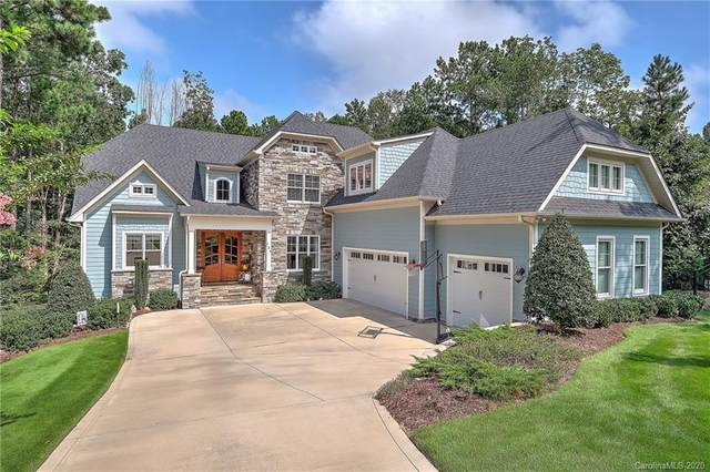 129 Silver Lake Trail, Mooresville, NC 28117 (#3657153) :: IDEAL Realty