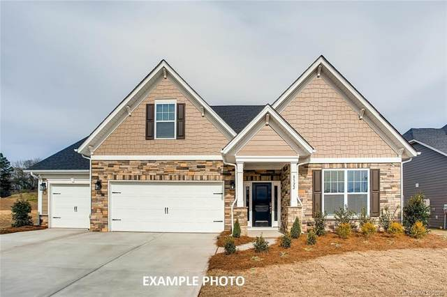 1319 Somersby Place #16, Waxhaw, NC 28173 (#3657635) :: LePage Johnson Realty Group, LLC