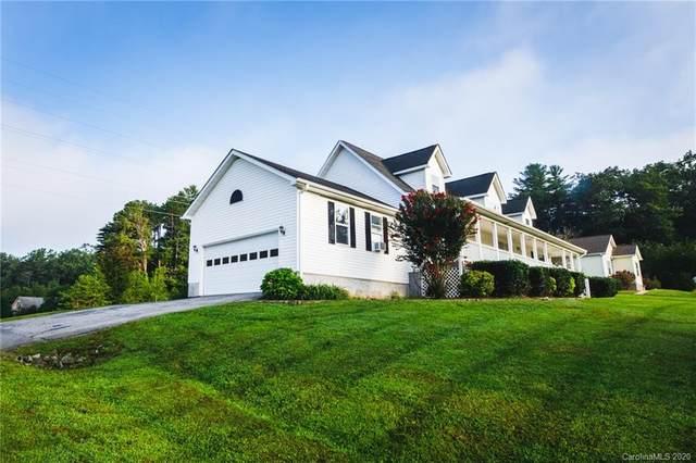53 N Sunset Ridge Drive, Etowah, NC 28729 (#3658379) :: Homes Charlotte