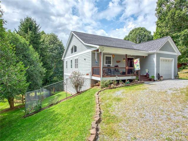 153 Oak Park Drive, Clyde, NC 28721 (#3658568) :: High Performance Real Estate Advisors