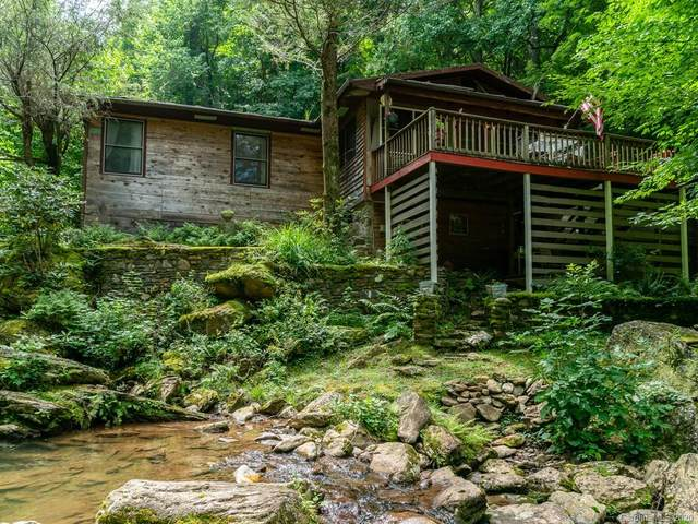 44 Up The Creek Lane, Burnsville, NC 28714 (#3658797) :: Stephen Cooley Real Estate Group