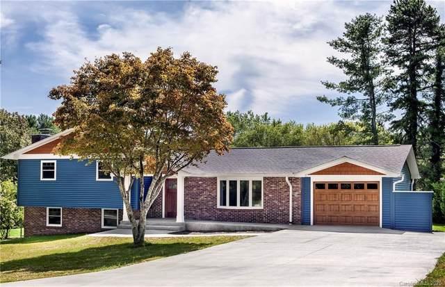 713 Wildflower Lane, Hendersonville, NC 28792 (#3660374) :: High Performance Real Estate Advisors