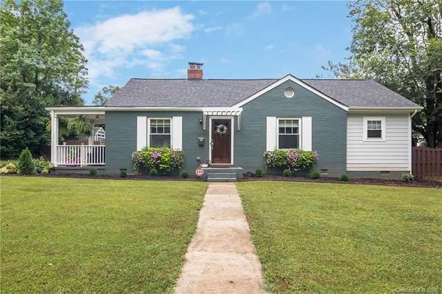 1030 Drummond Avenue, Charlotte, NC 28205 (#3660505) :: Willow Oak, REALTORS®