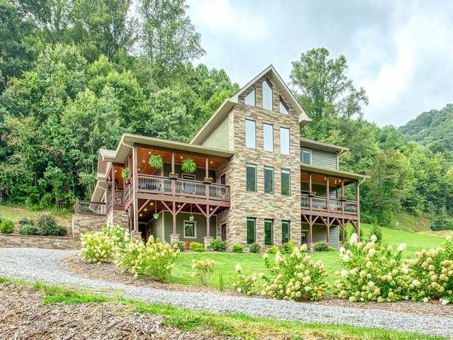 350 Inverness Drive, Waynesville, NC 28786 (#3660973) :: Miller Realty Group