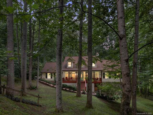 114 Banjo Hollow Lane, Waynesville, NC 28786 (#3661559) :: MartinGroup Properties
