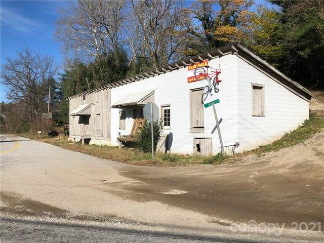 99999 Charlotte Highway #2, Fairview, NC 28730 (#3661594) :: Besecker Homes Team