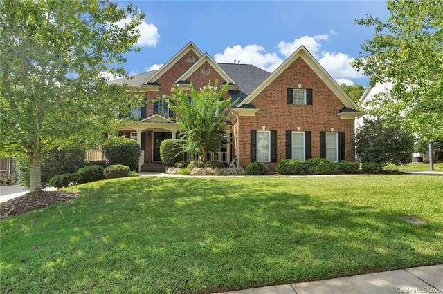 4018 Camrose Crossing Lane, Matthews, NC 28104 (#3661884) :: Charlotte Home Experts