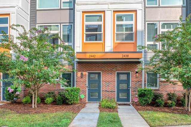 2438 Brelade Place, Charlotte, NC 28203 (MLS #3663063) :: RE/MAX Journey