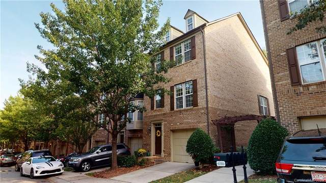 628 Penn Street, Charlotte, NC 28203 (#3663348) :: Johnson Property Group - Keller Williams