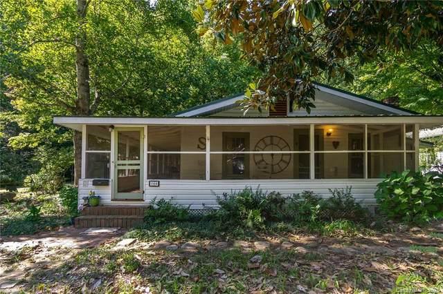 164 Southside Drive, Chimney Rock, NC 28720 (#3663461) :: Keller Williams Professionals