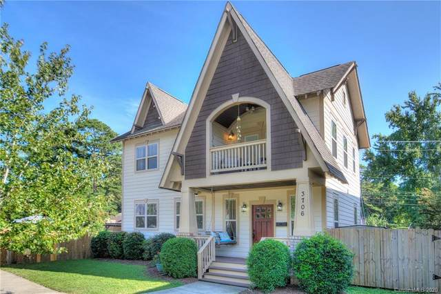 3706 Oakwood Avenue, Charlotte, NC 28205 (#3663526) :: The Downey Properties Team at NextHome Paramount