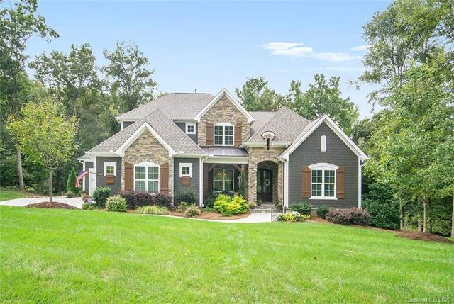 4601 Owl Creek Lane, Concord, NC 28027 (#3663536) :: High Performance Real Estate Advisors