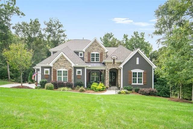 4601 Owl Creek Lane, Concord, NC 28027 (#3663536) :: BluAxis Realty