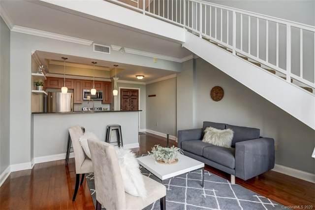 300 W 5th Street #641, Charlotte, NC 28202 (#3663567) :: Mossy Oak Properties Land and Luxury