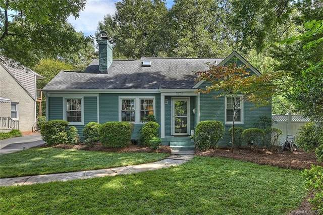 1424 Morningside Drive, Charlotte, NC 28205 (#3665124) :: Keller Williams South Park