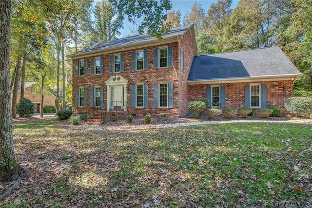 8412 Camelot Drive, Harrisburg, NC 28075 (#3665829) :: High Performance Real Estate Advisors