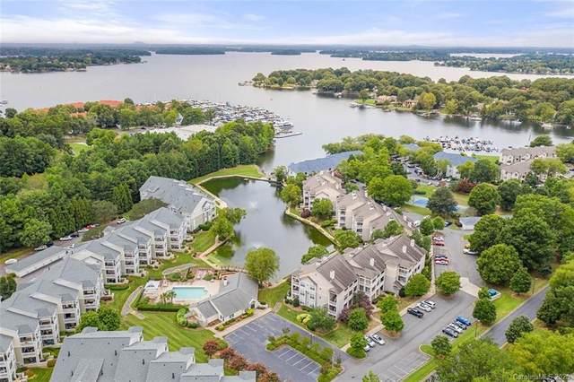 18730 Nautical Drive #302, Cornelius, NC 28031 (#3667501) :: MartinGroup Properties