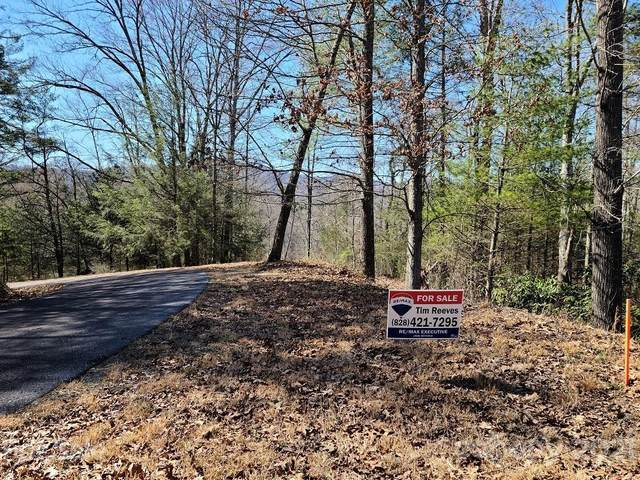 000 Harleys Cove Road Lot 7, Waynesville, NC 28785 (MLS #3667594) :: RE/MAX Journey