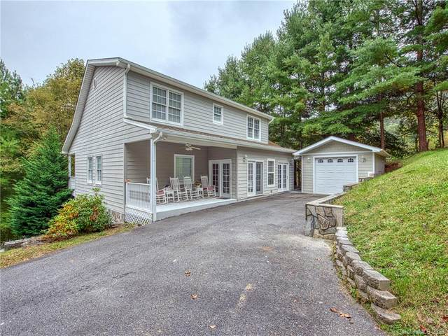76 Evergreen Farm Circle, Waynesville, NC 28786 (#3668798) :: High Performance Real Estate Advisors