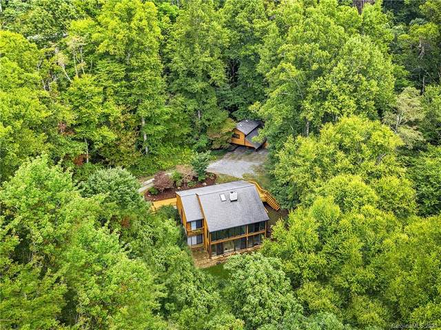 25 Indian Trail #3, Asheville, NC 28803 (#3669287) :: Caulder Realty and Land Co.