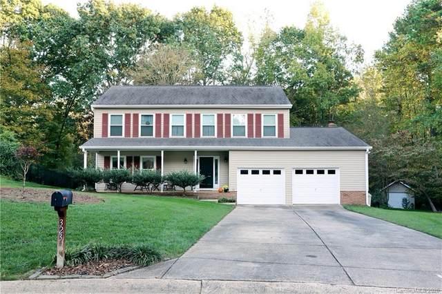 323 Minden Lane, Matthews, NC 28105 (#3669423) :: LePage Johnson Realty Group, LLC