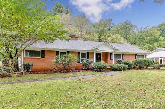 3434 Country Club Drive, Charlotte, NC 28205 (MLS #3670248) :: RE/MAX Journey