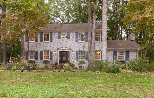 6635 Burlwood Road, Charlotte, NC 28211 (#3671613) :: High Performance Real Estate Advisors