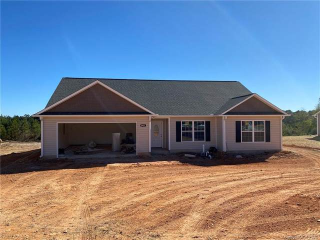 6421 Hunting Creek Road, Lancaster, SC 29720 (#3673194) :: Homes with Keeley | RE/MAX Executive