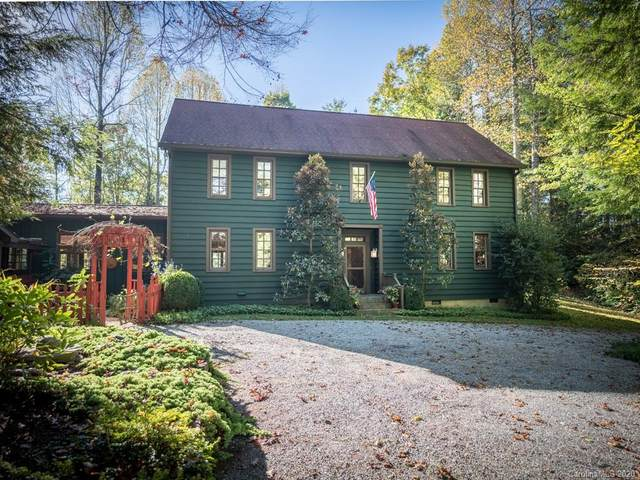 865 Whites Lake Boulevard, Saluda, NC 28773 (#3673198) :: Robert Greene Real Estate, Inc.