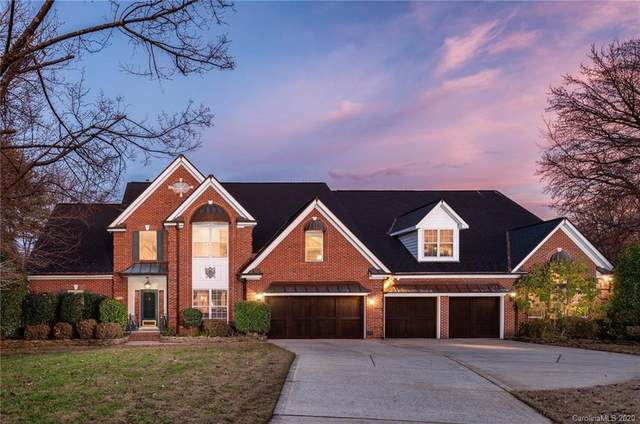 20107 Bascom Ridge Drive, Cornelius, NC 28031 (#3673218) :: Carlyle Properties