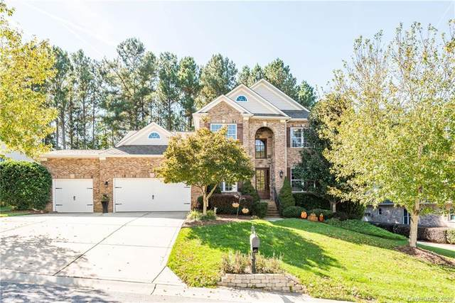 1843 Oakmont Drive, Denver, NC 28037 (#3673807) :: Caulder Realty and Land Co.