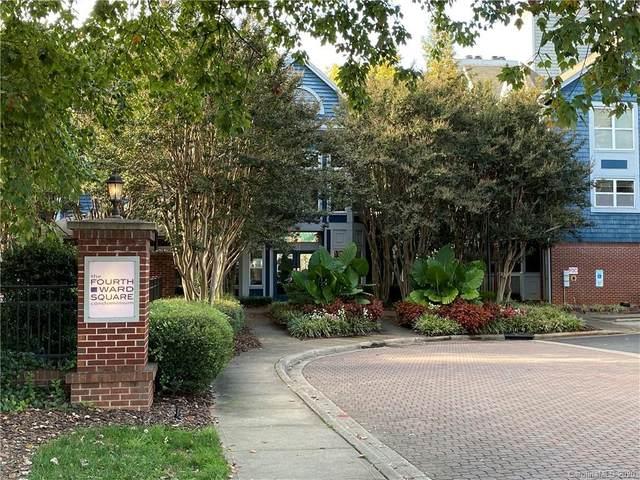 509 N Graham Street 1F, Charlotte, NC 28202 (#3674246) :: Scarlett Property Group