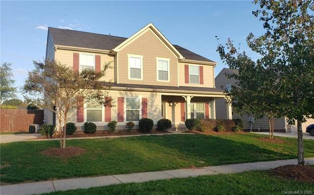 1851 Seefin Court, Indian Trail, NC 28079 (#3675698) :: The Premier Team at RE/MAX Executive Realty