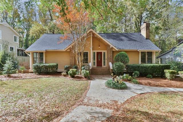 9318 Hunting Court, Matthews, NC 28105 (#3675725) :: The Premier Team at RE/MAX Executive Realty